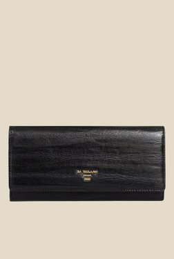 Da Milano Navy Leather Wallet - Mp000000000688769