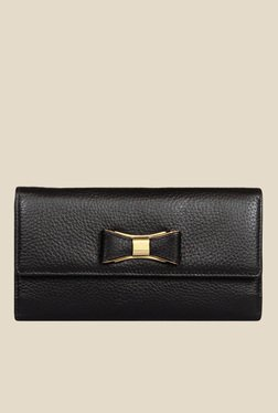 Da Milano Black Leather Wallet - Mp000000000688863