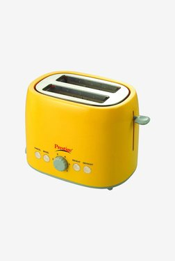 Prestige PPTPKY 850 W Pop Up Toaster (Yellow)