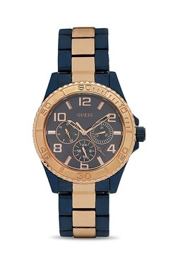 Guess W0231L6 BFF Analog Watch For Women