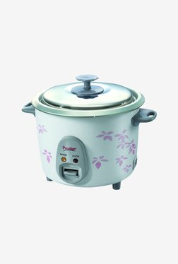 Prestige PRWO 1.4-2 500 W 1.4 L Rice Cooker (White)