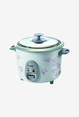 Prestige PRWO 1.4-2 500 W 1.4 L Rice Cooker (White)