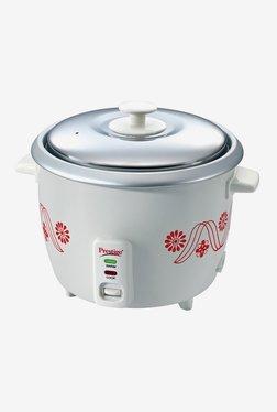 Prestige PRWO 1.8 700 W 1.8 L Rice Cooker (White)