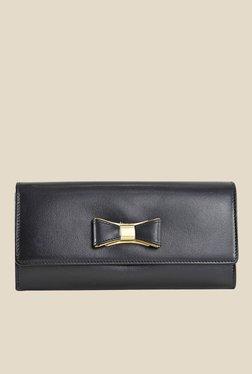 Da Milano Black Leather Wallet - Mp000000000689257