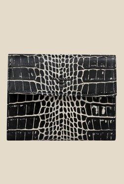 Da Milano Black Textured Leather Wallet - Mp000000000689415