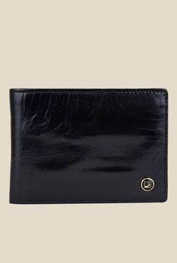 Da Milano Black Leather Wallet - Mp000000000689568