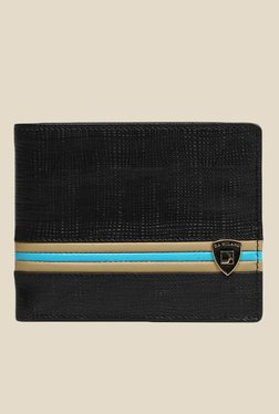 Da Milano Black Textured Leather Wallet - Mp000000000689732