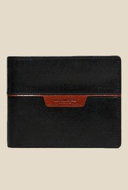 Da Milano Black Leather Wallet - Mp000000000689774