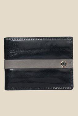 Da Milano Black Leather Wallet - Mp000000000689841