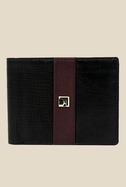 Da Milano Black Leather Wallet - Mp000000000689982