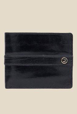 Da Milano Black Leather Wallet - Mp000000000690009