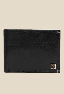 Da Milano Black Leather Wallet - Mp000000000690080