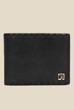 Da Milano Black Leather Wallet - Mp000000000690167