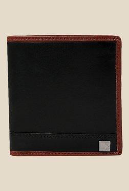 Da Milano Black Leather Wallet - Mp000000000690261