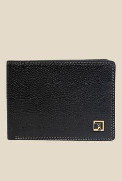 Da Milano Black Leather Wallet - Mp000000000690354