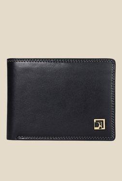 Da Milano Black Leather Wallet - Mp000000000690367