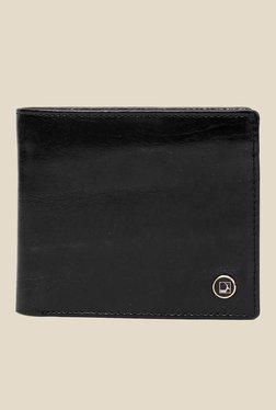 Da Milano Black Leather Wallet - Mp000000000690376
