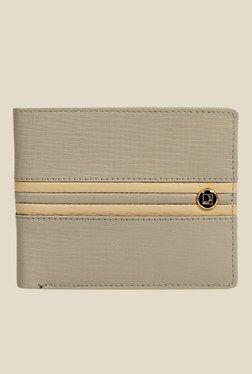 Da Milano Beige Textured Leather Wallet - Mp000000000690380