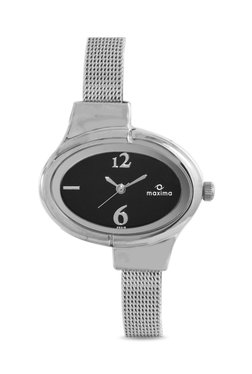 Maxima 25216CMLI Attivo Steel Analog Watch For Women