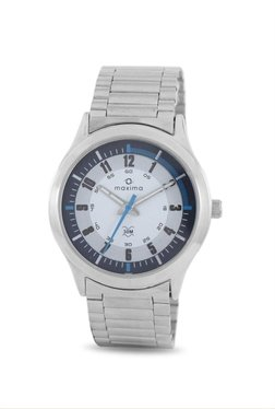 Maxima 36593CMGI Attivo Steel Analog Watch for Men image
