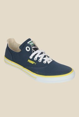 Puma Limnos CAT 3 DP Blue Casual Sneakers