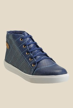 Juan David Navy Blue Sneakers