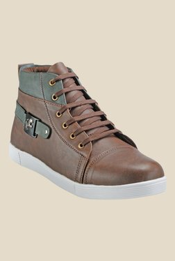 Juan David Brown & Olive Sneakers
