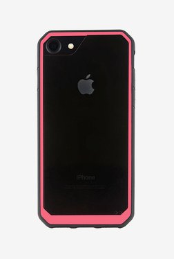 Stuffcool Hexa Back Case For IPhone 7, 6, 6S (Black / Red)