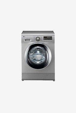 LG FH496TDL24 8Kg Front Load Washing Machine  Luxury Silver