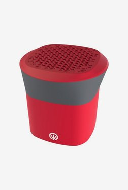 iFrogz Tempo Blast Bluetooth Speaker (Red)