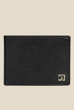 Da Milano Black Leather Wallet - Mp000000000696986