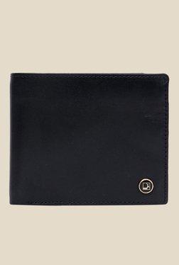 Da Milano Black Leather Wallet - Mp000000000697047