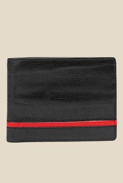 Da Milano Black Leather Wallet - Mp000000000697091