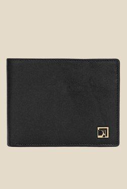 Da Milano Black Leather Wallet - Mp000000000697280