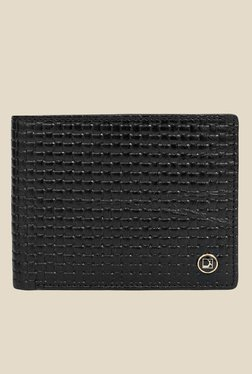 Da Milano Black Leather Wallet - Mp000000000697284