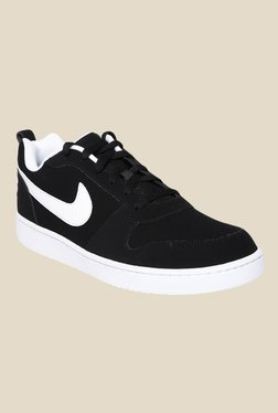 942d94a680e71 Nike Court Royale Black Sneakers for Men online in India at Best ...