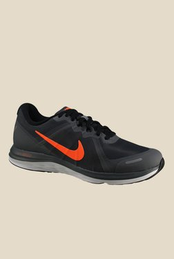 Nike Dual Fusion X 2 Black Running Shoes