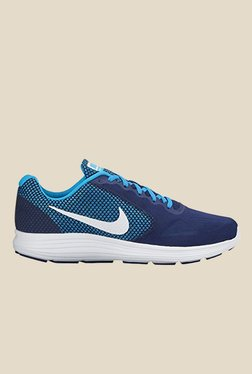 020322aba147 Nike Runallday Navy Blue Running Shoes Best Deals With Price ...