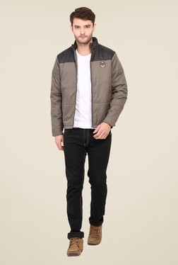 Duke Stardust Grey Quilted Jacket