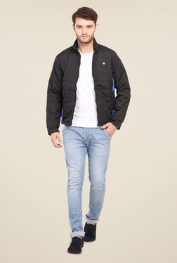 Duke Stardust Black Quilted Jacket - Mp000000000704045