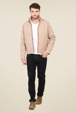 Duke Stardust Beige Quilted Jacket - Mp000000000704075