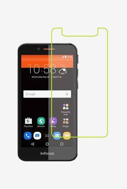 Plastron Premium Tempered Glass For Infocus M260