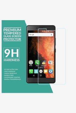 Plastron Premium Tempered Glass For Micromax Canvas 6 Pro