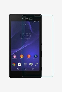 Plastron Premium Tempered Glass For Sony Xperia T2
