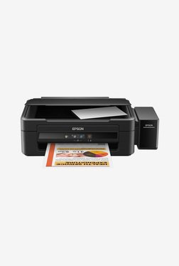 Epson L220 Colour Ink Tank AIO Printer (Black)