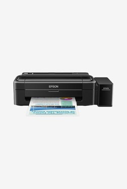 Epson L310 Single Function Printer (Black)