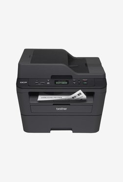 Brother DCP  L2541DW Multi Function Laser Printer  Black  Brother Electronics TATA CLIQ