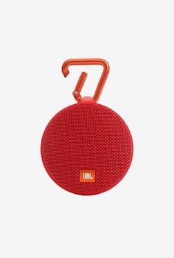 JBL Clip 2 Bluetooth Speaker (Red)