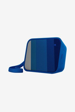 Philips BT110A/00 Portable Bluetooth Speaker (Blue)