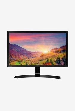 LG 22MP58VQ 54.61 Cm (21.5 Inch) LED Monitor (Black)